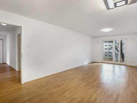 Neubau-Wohnung mit 2 Balkonen & moderner EBK