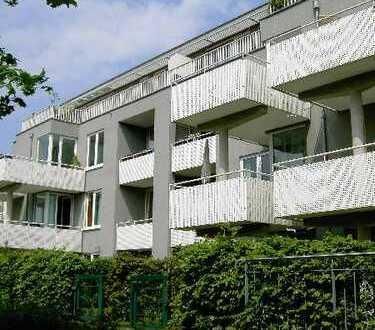 Erdgeschoss- Terrassenwohnung ins Grüne