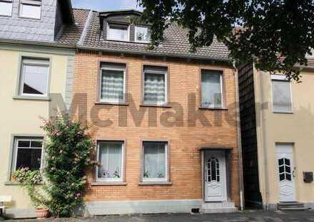 Top Lage! Seltene Gelegenheit in Bad Hamm: 5-Zi.-Doppelhaushälfte mit großer Terrasse