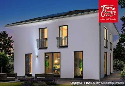 Sicher & Massiv bauen im Neubaugebiet - Town & Country Haus