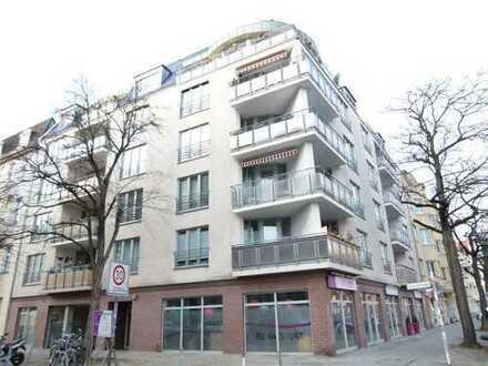 Gute Kapitalanlage! Gepflegte 3 Zimmerwohnung mit Balkon in Spandau Wilhelmstadt