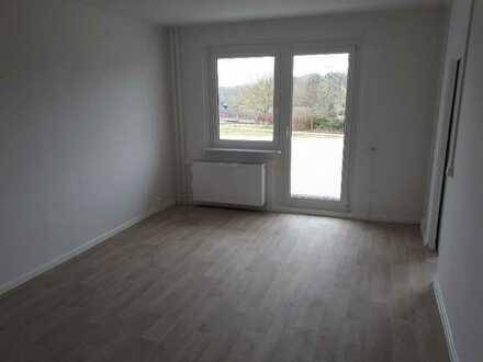 2-Raum-Wohnung mit Balkon & Aufzug