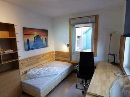 Schönes Zimmer in 3er WG im Erdgeschoss nur an DHBW
