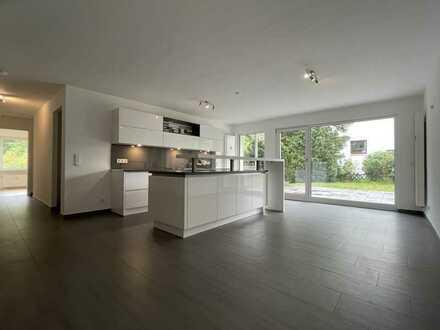 Traumlage am Feld-Waldrand- gehobene neuw. 4Zi. Wohnung mit großem Garten
