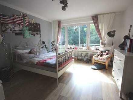 Düsseldorf-Itter: 2-Zimmer-Wohnung mit 2 Balkonen