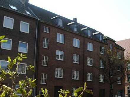 Schöne 3,5-Raum Wohnung: Zentrale Lage am Hans-Sachs-Haus