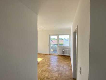 Hochwertige, helle 3-Zimmer-Wohnung mit 2 Balkonen