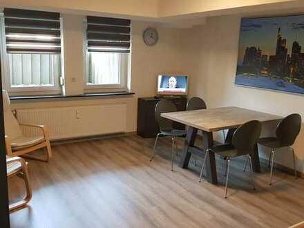 Kelsterbach-Flugh. 1,5-Zi Wohnung * * möbliert- 1 Personen - oder 2 Personen/ Pendler