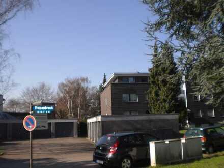 Penthousewohnung mit Fernblick, Balkon, Fußbodenhzg.,Sauna, Garage,