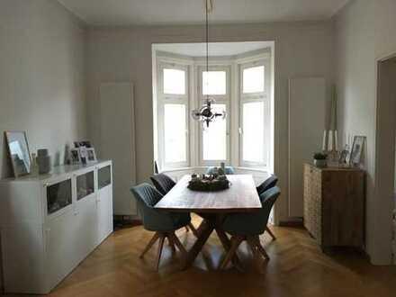 Traumhafte 3-Zimmer-Wohnung im Stuttgarter Westen mit Balkon und EBK