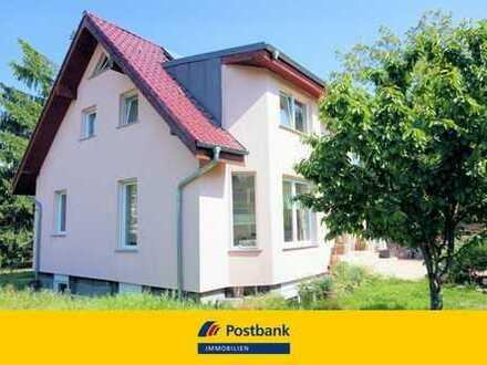 Modernes Einfamilienhaus mit durchdachtem Grundriss!