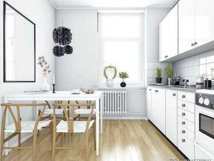 3-Zimmer-Wohnung mit Balkon in ruhiger und begehrter Lage ! 2 Stellplätze + 1 Garage