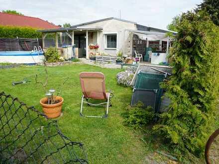 Voll erschlossenes Baugrundstück in Bernau-Lindow