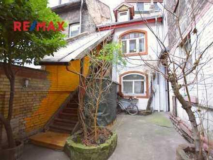 Hinterhaus mit separatem Eingang