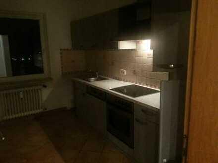 Ansprechende 2-Zimmer-Wohnung mit Balkon und Einbauküche in Freiburg, Stetten