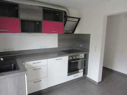 Neu renovierte 3-Zi.-Wohnung, EBK, eigener Gartenanteil und beheizter Hobbykeller