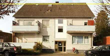 Gepflegte 3-Zimmer-Wohnung mit Balkon und EBK in Borken