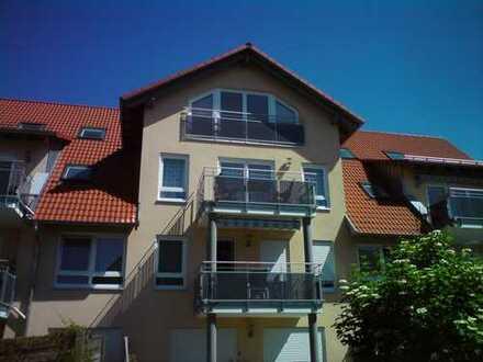 Helle, zwei Zimmer Maisonette Wohnung in Oberteuringen