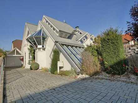 Architektenhaus mit hochwertiger Ausstattung