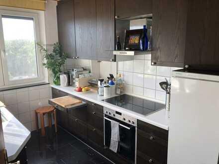 bezugsfreie 3,5 Zimmer-Wohnung in Rodenbach mit Loggia und traumhaftem Ausblick auf den Spessart