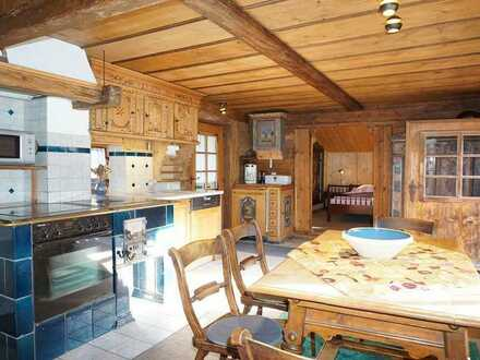 Ein Angebot was so nicht wiederkommt! Tiroler Bergbauernhaus aus dem 19. Jahrhundert, in herrlicher