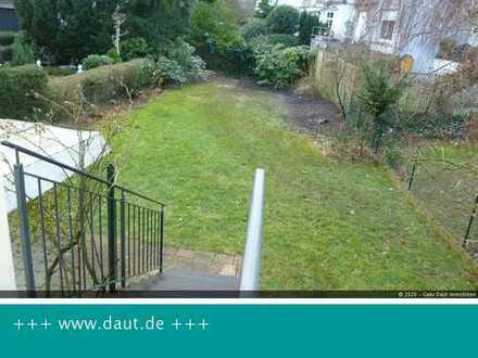 Hochparterre , Südlage, sonniger Garten  top geschnittene 4 Zimmer: absolute Alsternähe
