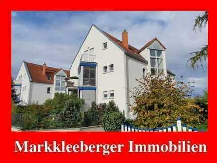 TOLLES INVESTITIONSOBJEKT: EIGENTUMSWOHNUNG in MARKKLEEBERG-WEST