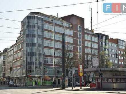 Repräsentative Büroflächen im Herzen von Düsseldorf mit KÖ-Blick!