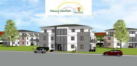 Bild_Endlich Neubau in Wiesenburg: 1,5-Zi.offene Wohnung, große Terrasse und EBK