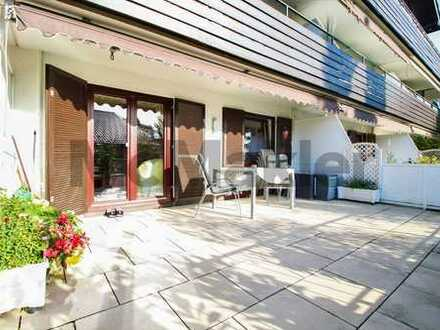 Ostseeurlaub pur: Schöne Wohnung mit herrlicher Sonnenterrasse in Scharbeutz
