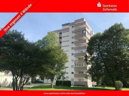 Renovierte Etagenwohnung in Albstadt-Ebingen