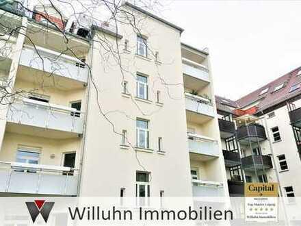 Ihre neue Wohnung mit Balkon in Parknähe