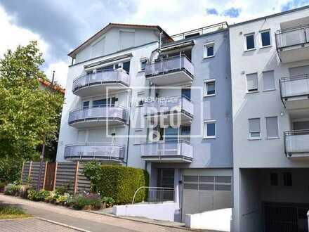 **Lifestyle Maisonette-Whg. mit Dachterrasse, Balkon, Stellplätze**Mittenbühl**