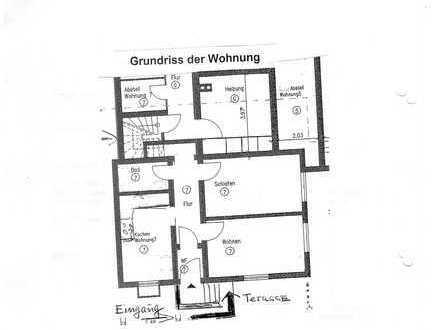 Zwei Zimmer Wohnung in Gomaringen