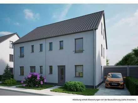Neuer Bauabschnitt - Doppelhaushälfte an der Lessingstraße