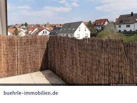 Schöne 3-Zimmer-Dachgeschoßwohnung im Zentrum von Urbach
