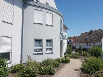 Helle 3,5-Zimmer-Wohnung im Ortskern von Oedheim