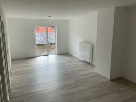 Gepflegte 2-Zimmer-Wohnung mit EBK in Scheßlitz