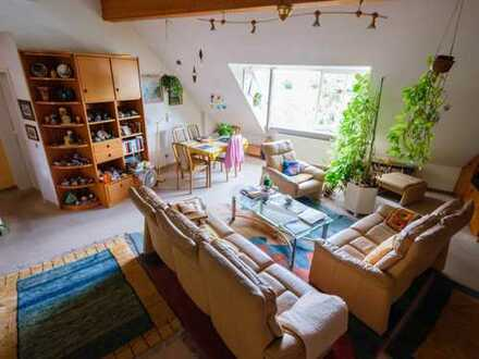 Großzügige 4-Zimmer-Wohnung, Kliniknähe, von privat an privat