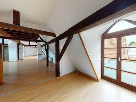 Die Wohnung für Individualisten mitten in Walldorf