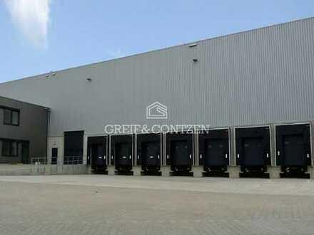 Multifunktionale moderne Gewerbehallen im Kölner Norden - Flexibel teilbar!