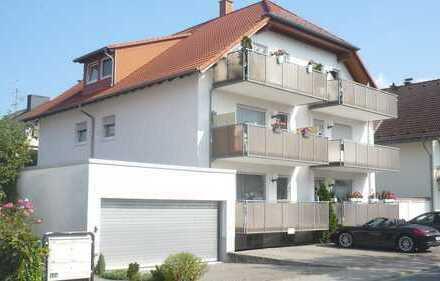 Gepflegte 2,5-Zimmer-Wohnung mit Balkon und Einbauküche in Alsbach-Hähnlein