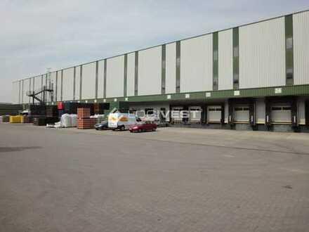 *Provisionsfrei* - Moderne Lagerhalle im GVZ Wustermark direkt an der A10