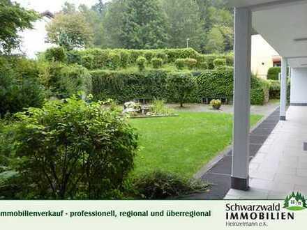 Schöne 2,5-Zimmerwohnung in Aussichtslage von Alpirsbach