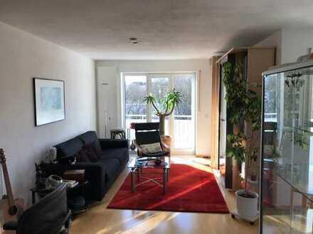 Stilvolle, neuwertige 2-Zimmer-Wohnung mit 2 Balkonen in Freising