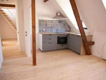 Komplett renovierte 5-Zimmer-Küche-Bad Maisonette-Wohnung mit Einbauküche in Kaiserslautern-Kotten