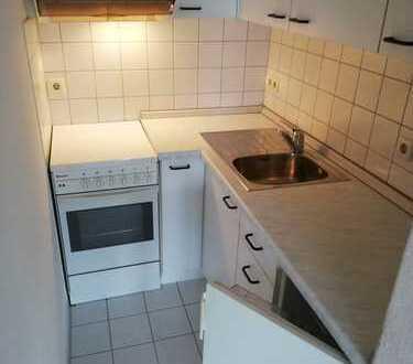 Komfortable ruhige 1-Zimmer-EG-Wohnung mit EBK und Terasse in Altenriet