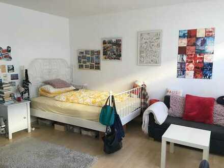 Helles 20qm-Zimmer in gemütlicher 2er-WG in der Schwetzingerstadt