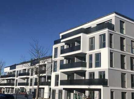 ERSTBEZUG! hochwertige drei Zimmer Wohnung in Augsburg, Göggingen