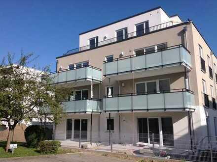 Erstbezug: freundliche 2-Zimmer-Wohnung mit Einbauküche in Augsburg / Nordfriedhof / Nordfriedhof